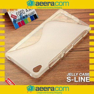 Sony Xperia Z4 Z3+ Plus Soft Jelly Silicon Casing Case Cover Softcase.