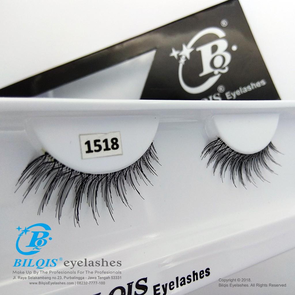 Bulu Mata Bilqis Eyelashes 1501 Shopee Indonesia Palsu Taiwan 217 Flase Eyelash