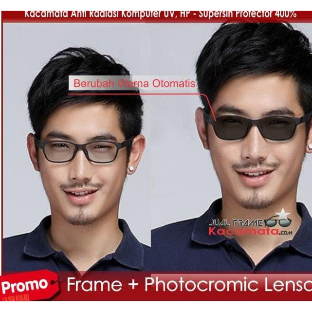 kacamata baca pria - Temukan Harga dan Penawaran Kacamata Online Terbaik - Aksesoris  Fashion November 2018  7aca1e320c