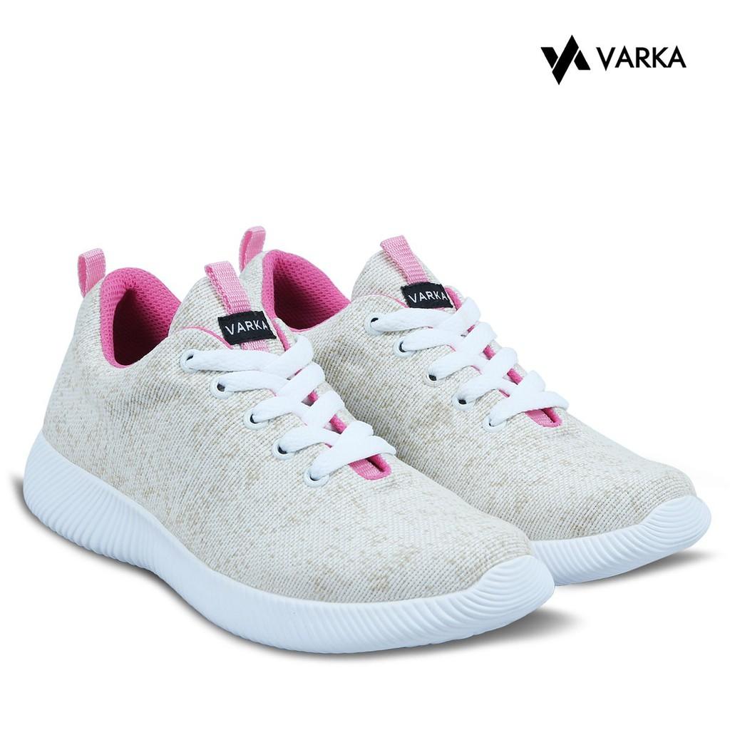 Sepatu Sneakers Wanita Terbaru V 547 Varka Sepatu Olahraga Sport