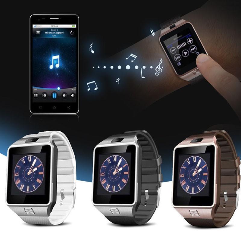 Jam Tangan Pintar DZ09 untuk Android, iPhone, Samsung dan LG | Shopee Indonesia