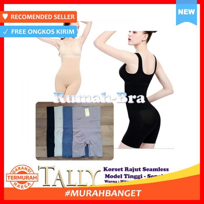 Kamisol Bustier Satin Longtorso Kemben Dalaman Kebaya Jumbo Xxl - Pakaian  Dalam Wanita - Korset  48247cc09d