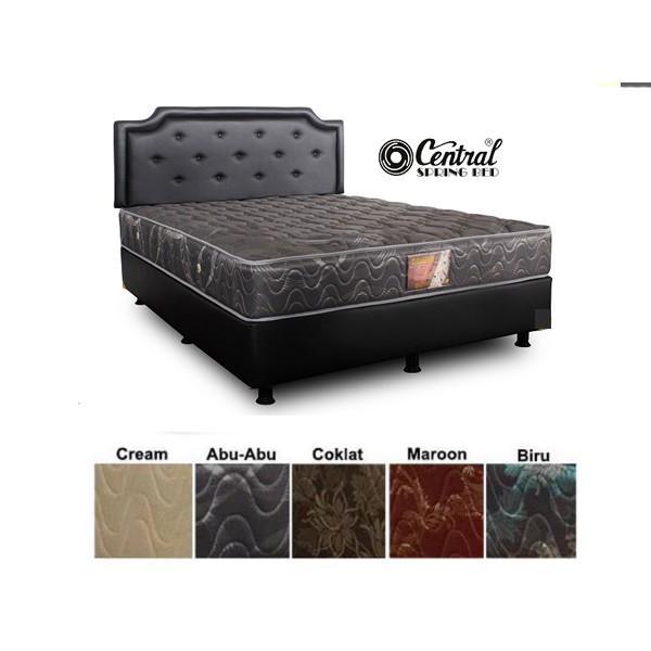Spring Bed Central Deluxe 120 x 200 Kasur Saja / Kasur / Springbed / Springbad / Spring Bed / Matras