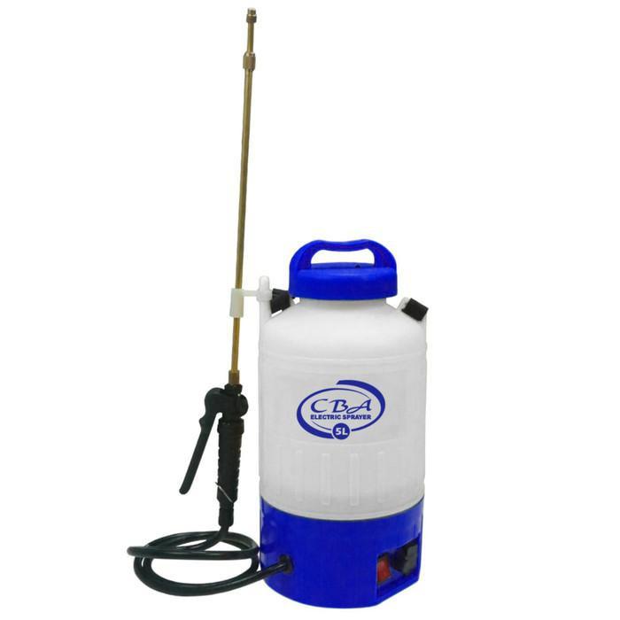 Fog | Sprayer Elektrik Cba 5 Liter