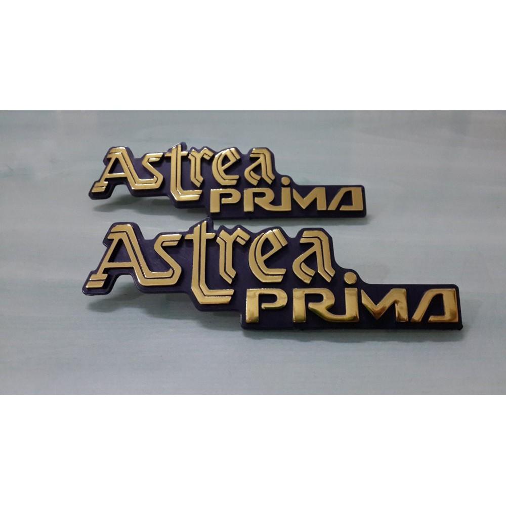 Emblem Tangki Honda Astrea Prima Shopee Indonesia Logo Yamaha Rx King Imi