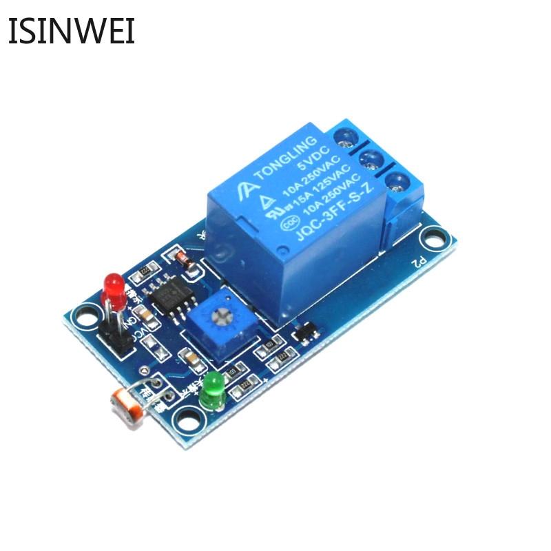 1Pc LDR photoresistor photoresistor light detection sensor module arduino—HQ
