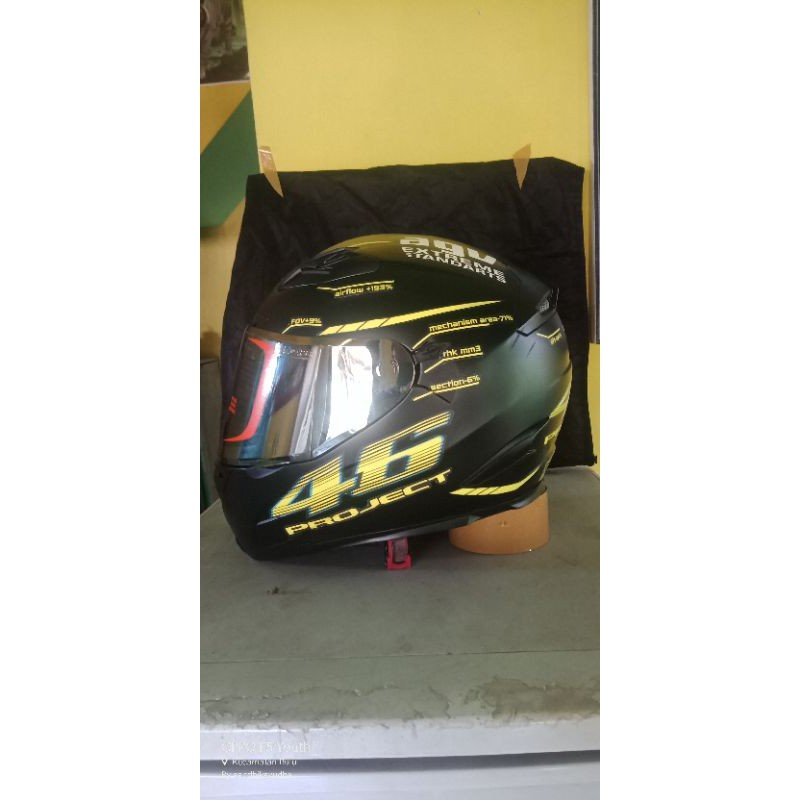 Nhk Rx9 Waterdecal Agv 46 Project Shopee Indonesia