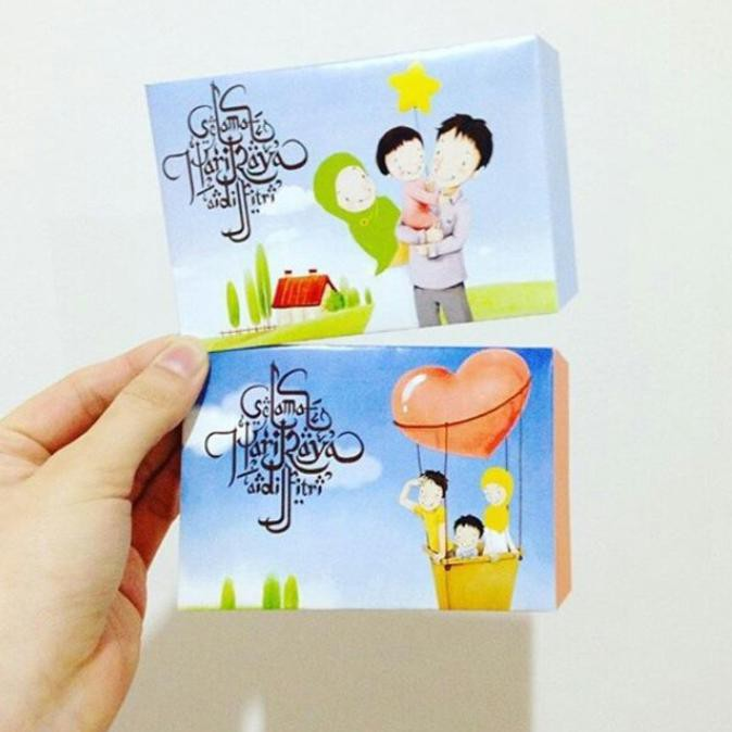 Promo Promo Angpao Amplop Envelope Idul Fitri Lebaran Fitrah
