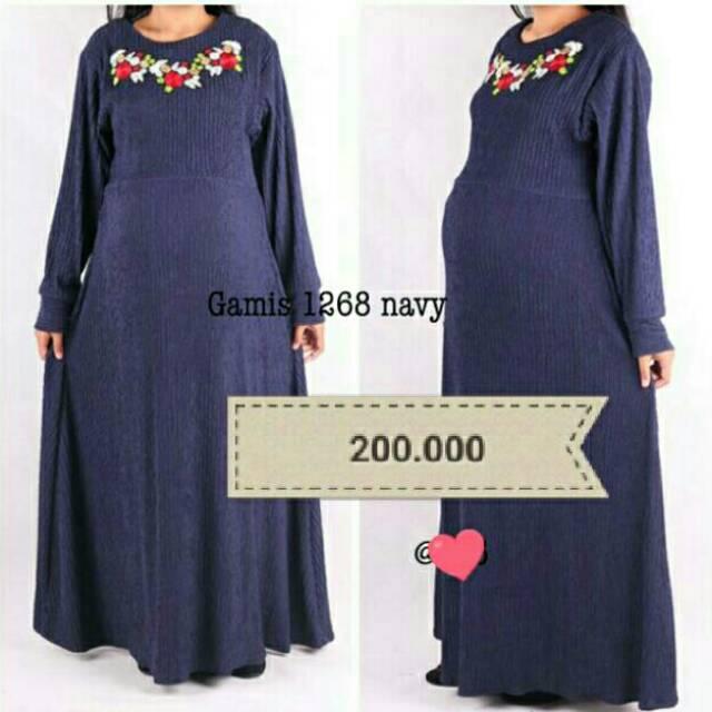 Dress Dress Muslim Gamis Pakaian Wanita Baju Hamil Temukan Harga