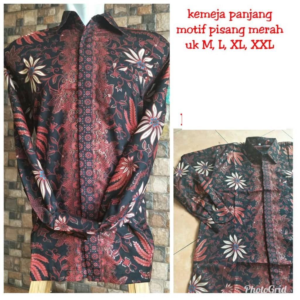 Baju Batik Songket Pria Batil Murah Suplier Shopee Kemeja Lengan Panjang Canewood Flanel Ls Indonesia
