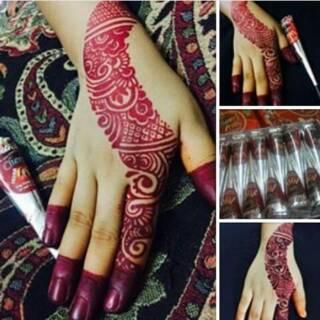 Henna Golecha Mix Lusinan Shopee Indonesia
