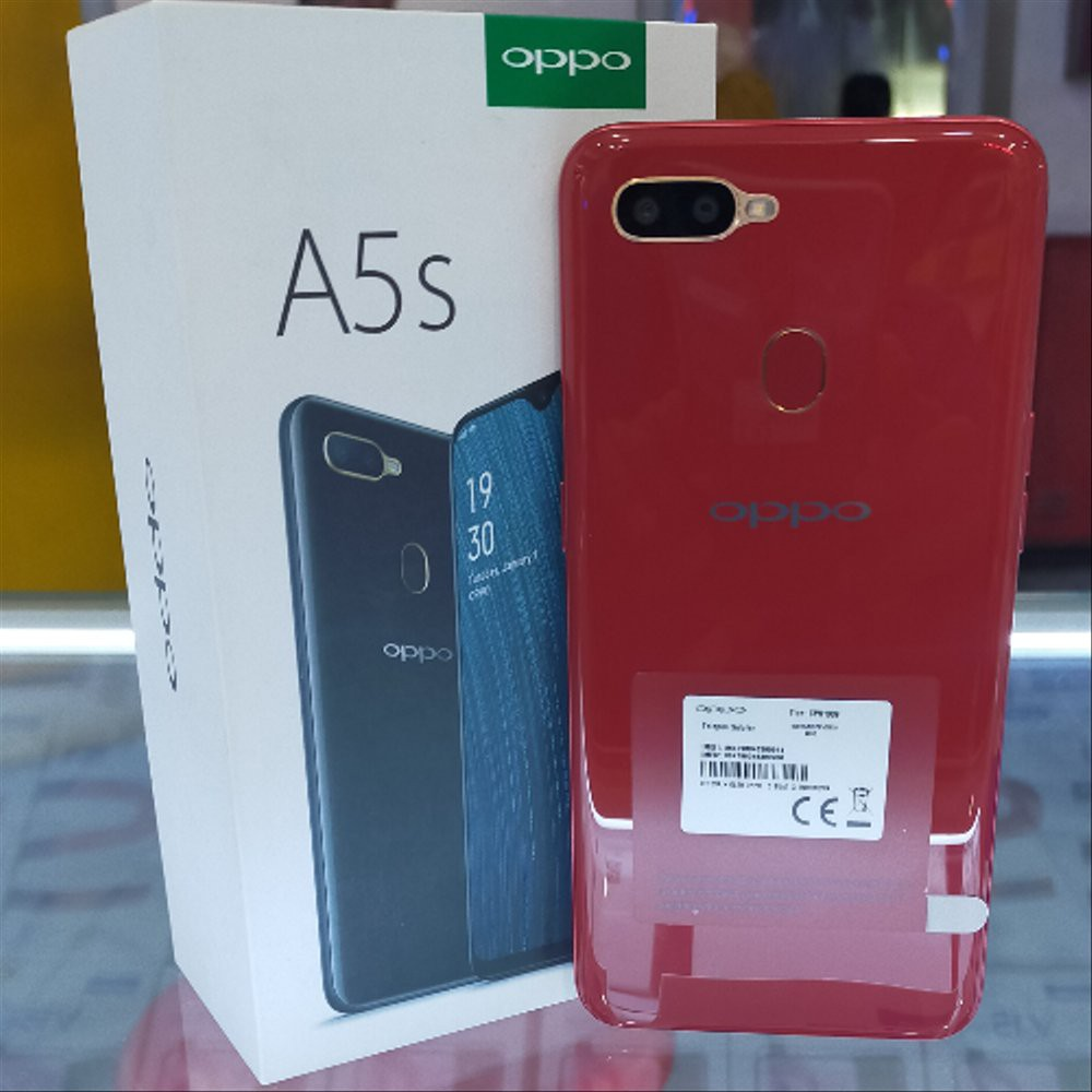Oppo A5s Ram 3 Rom 32Gb ( SECOND )-1