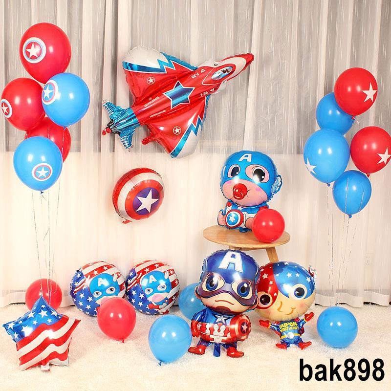 Balon Untuk Dekorasi Pesta Ulang Tahun Anak Laki Laki