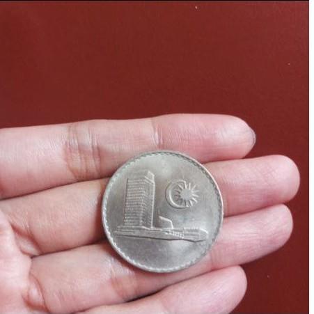Uang 50 sen Malaysia 1981