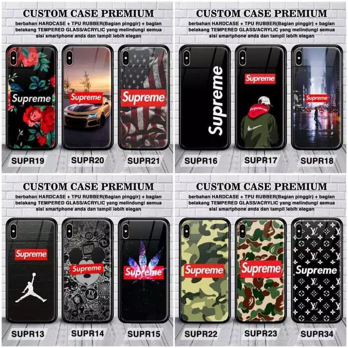 Case Vivo Y17 2019 Vivo Y15 2019 Vivo Y12 2019 Case Supreme Custom Case Premium Shopee Indonesia