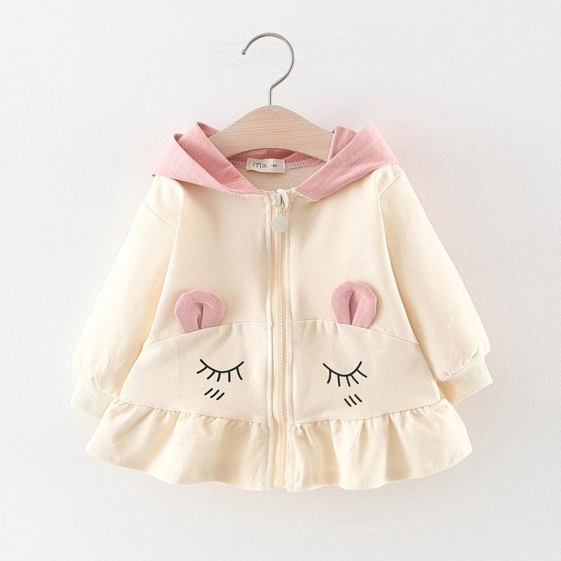 Sweater Kaos Hoodie Korea Lengan Panjang Motif Kartun Kelinci Warna Pink Untuk Anak Perempuan 2020 Shopee Indonesia