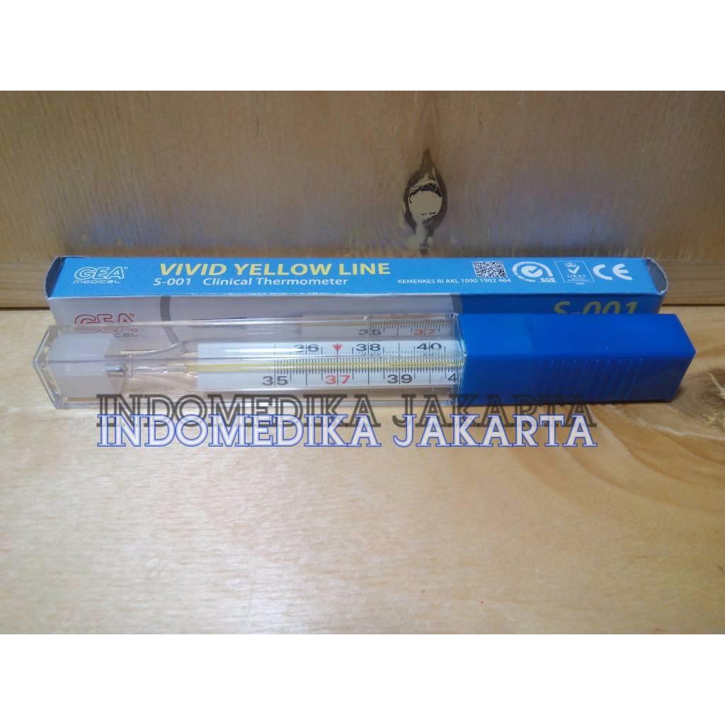 Thermometer Air Raksa Gea, Termometer air raksa, Airraksa ECERAN | Shopee Indonesia