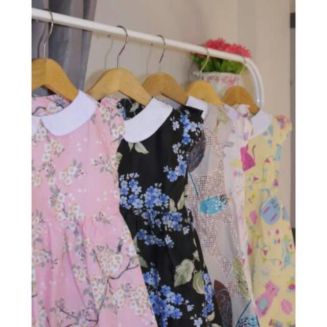 CLATE5870 TERLARIS DRESS ANAK PEREMPUAN ARSYILA DRESS