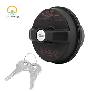 LOCKING Gas Cap for Fuel Tank with Keys 10504 for JEEP