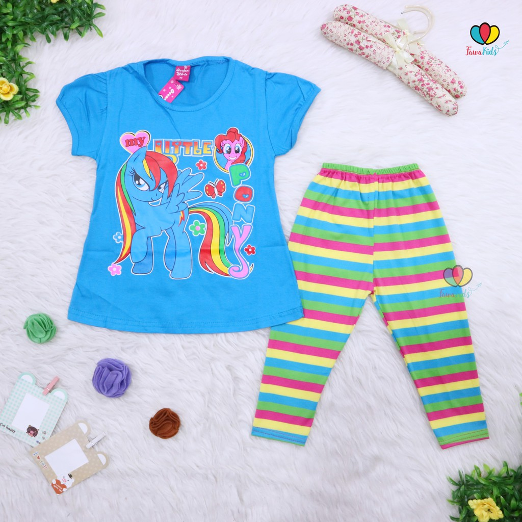 Macbee Kids Baju Anak Setelan Butterfly Dreams Legging Katun Spandex Butterflies And Friends Shopee Indonesia