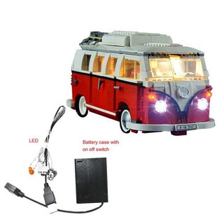 Vw Camper Van >> Lighting Kit For Lego 10220 Vw Camper Van