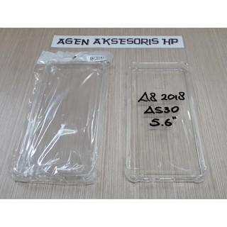 Anti Crack FUZE Samsung A8 2018 A530 SM-A530F 5.6inc Acrylic Case Mika