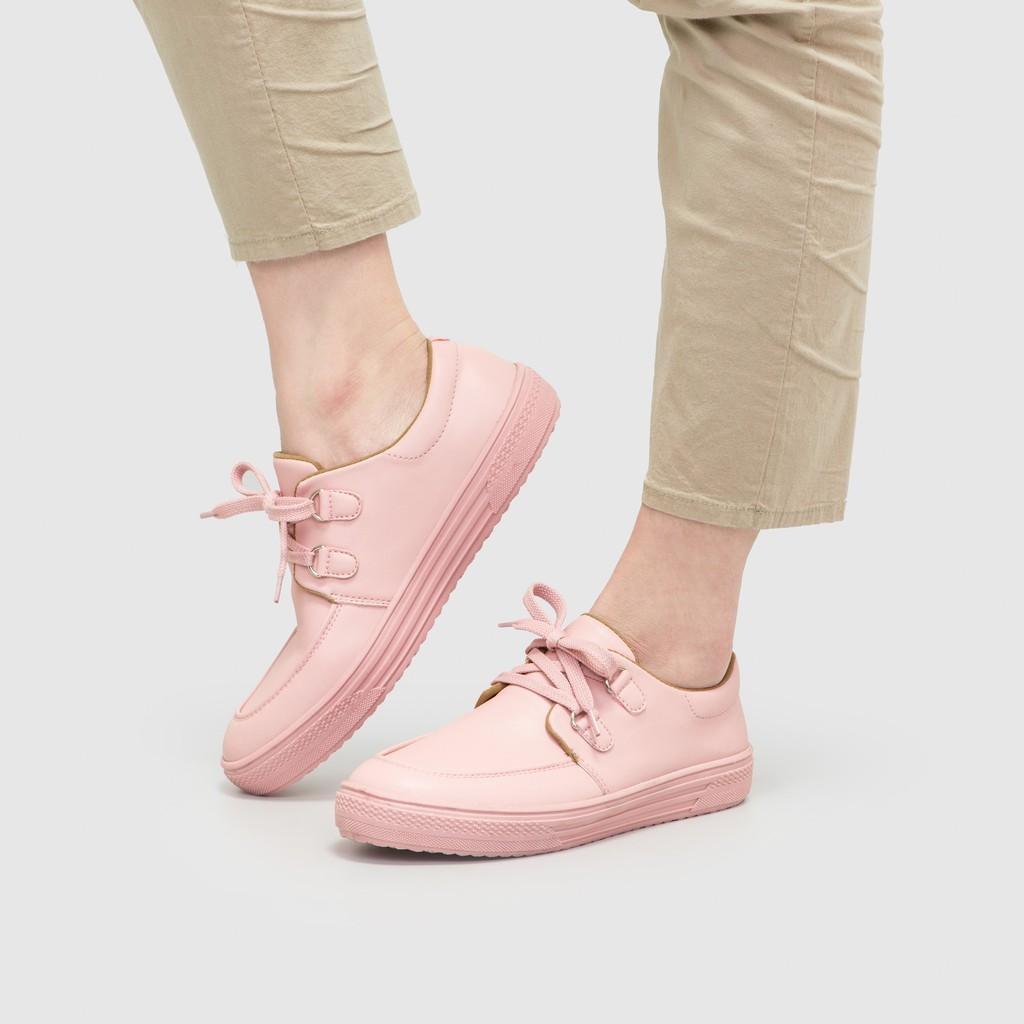 Amazara Adriana Pink Heels Shopee Indonesia Evelyn Hazelnut Sneakers Cokelat Muda 39