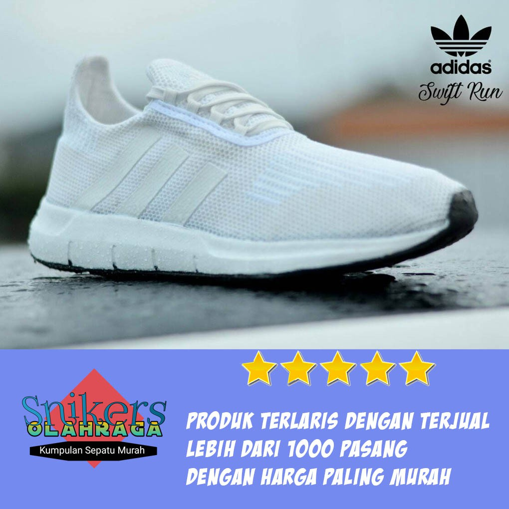 Sepatu Kekinian Shy9797 Pria Adidas Marathon Running Olahraga  Sneakers Alpha Bounce Dan Lifestyle A5612 New Model Shopee Indonesia