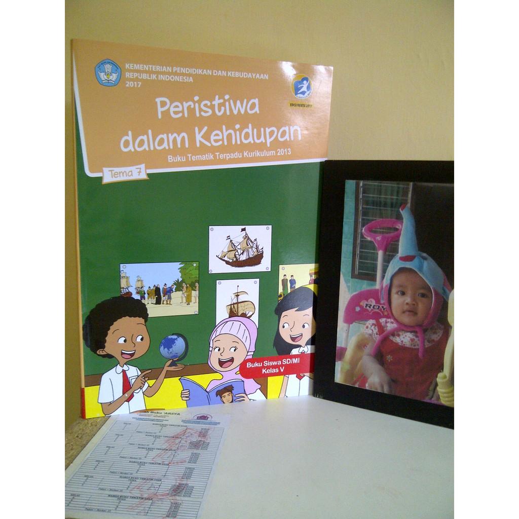 Buku Tematik Kelas 5 Tema 7 Shopee Indonesia