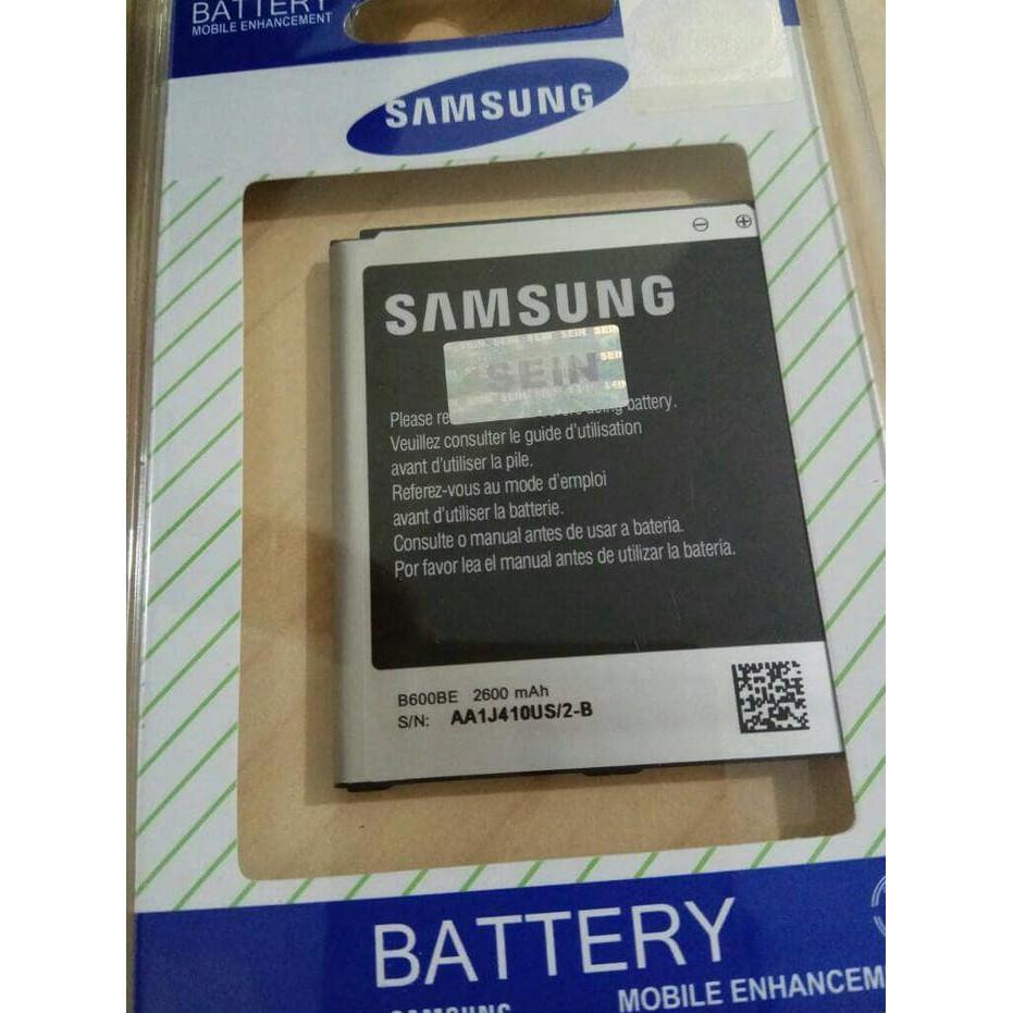 Batre Baterai Samsung Galaxy S4 I9500 Ori Sein 100 Shopee Hippo 3200mah Indonesia