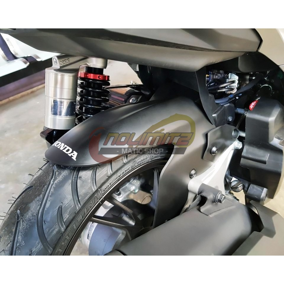 Spakbor Hugger Kolong Belakang Honda Vario 125 & 150 Exclusive 2018