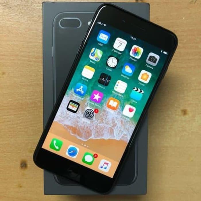 Iphone 8 Plus 256gb Second Mulus Original Fullset Shopee Indonesia