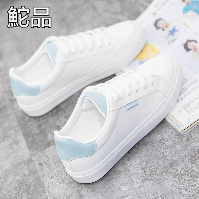 Rn11 Jual Sepatu Tali Kets Wanita Sneaker Sneakers Cewek Shopee