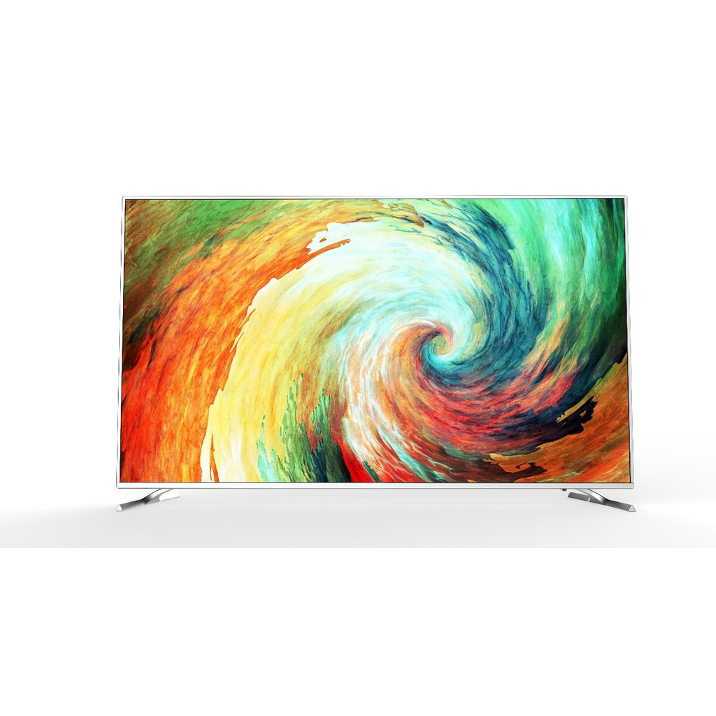 Coocaa LED TV 55 inch (Model : 55G2) - UHD - 4K - Android TV - Digital DVB