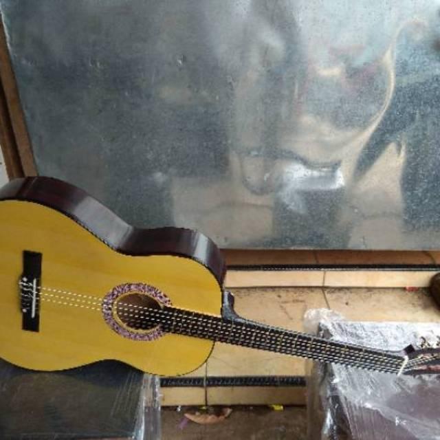 Gitar Ukulele Kentrung Warna Warni Kualitas Oke