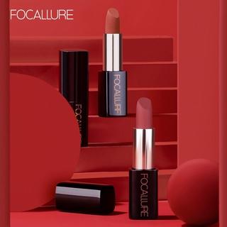 FA59 FOCALLURE Cream Lipstick waterproof long lasting women beauty makeup thumbnail