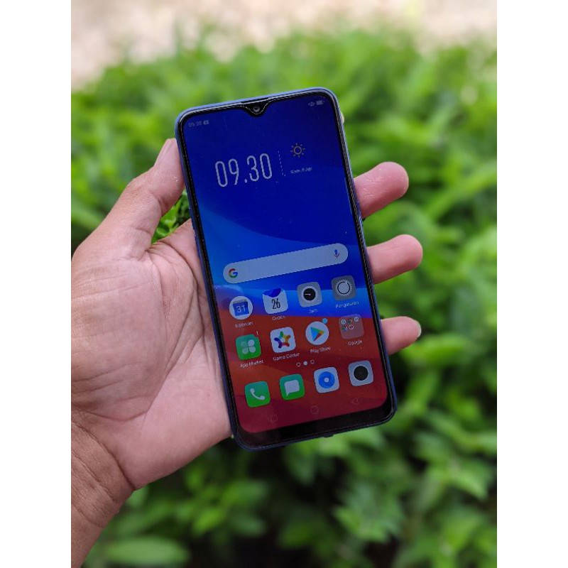 Oppo a5s bekas/second