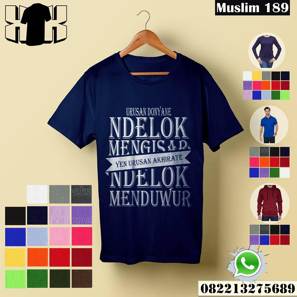 Kaos Bahasa Jawa