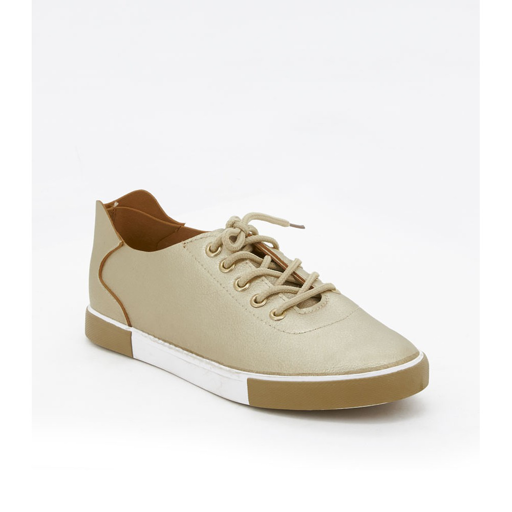 Sophie Paris Sepatu Wanita Gurice Shoes Gold 37-F1051G137