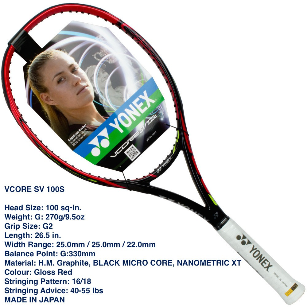 Vcore Pro 100 300 Gram Racket Yonex Tennis Ori Japan Shopee Bag Tenis Badminton Tas Bag9629ex Black Indonesia