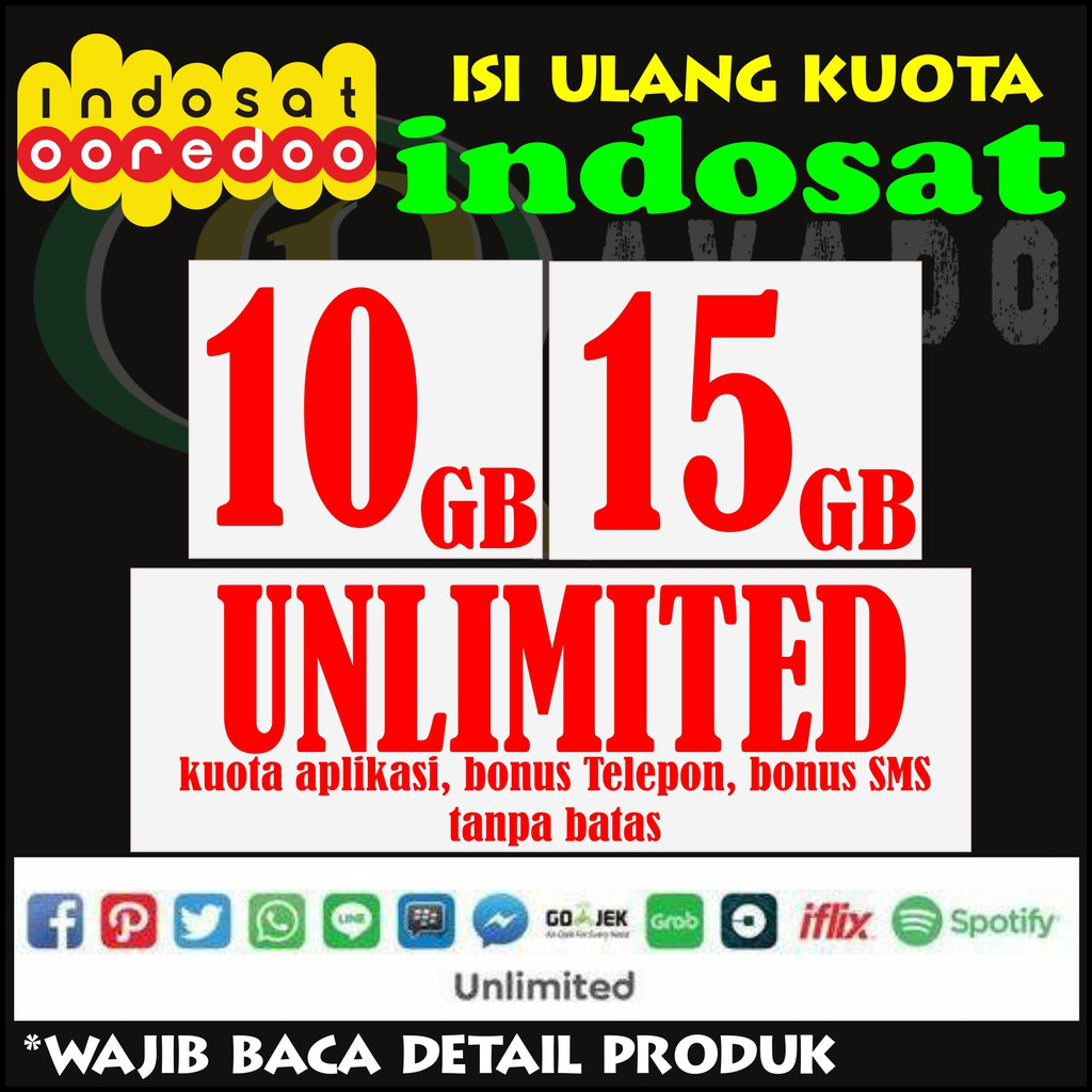 Isi Ulang Paket Internet Kuota Three Tri 4g Lte 5gb 33gb 66gb Cinta 3 50gb 70gb Getmore 9gb 15gb Shopee Indonesia