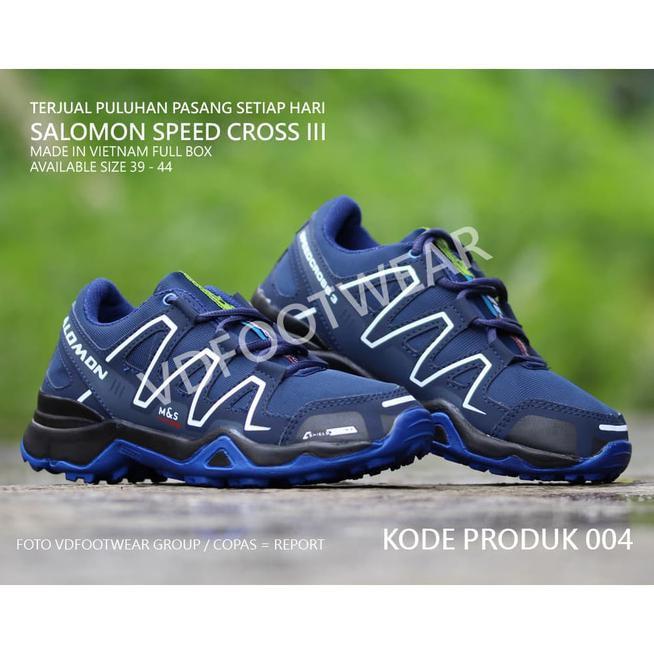 Sepatu Salomon speed cross 3  a12f63a011
