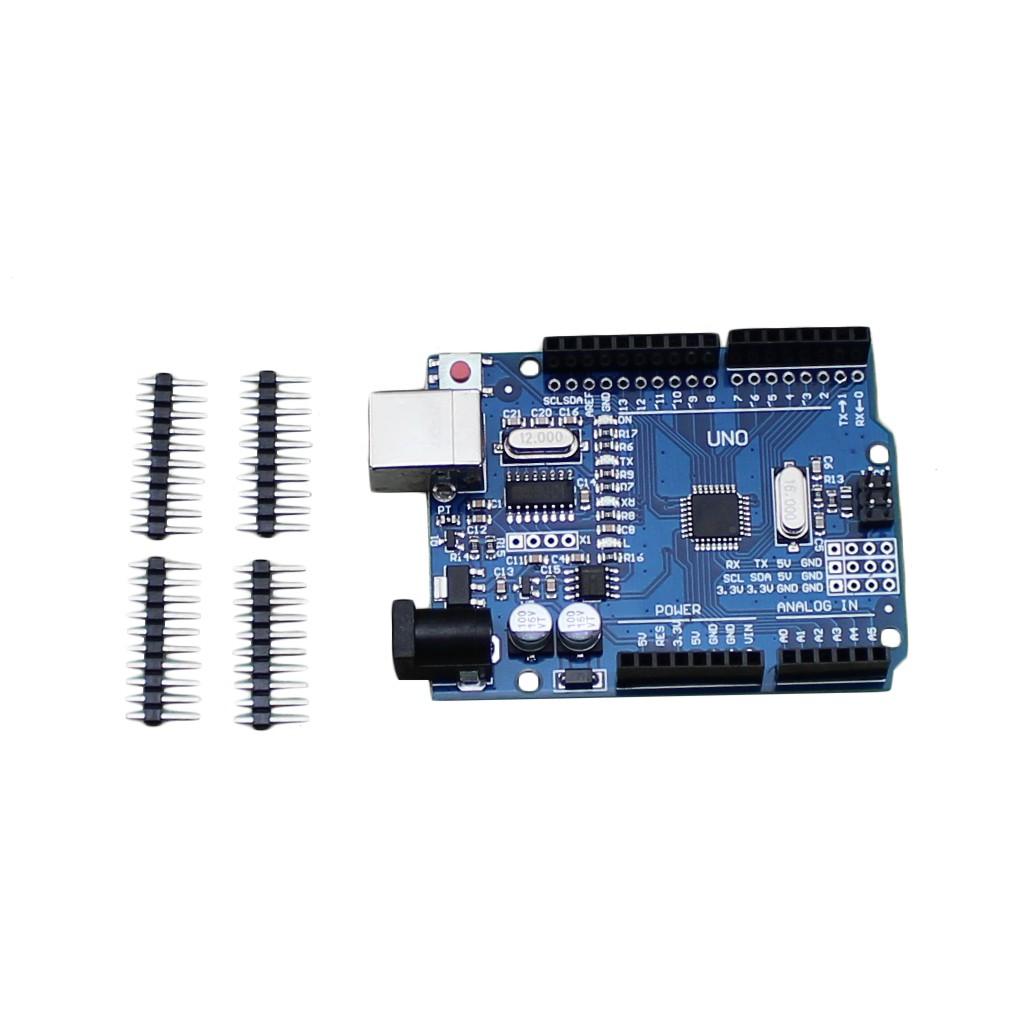 Penggemar Elektronika Komponen Elektronik Untuk Paket Kit Arduino Joule Thief Atau Jt Qyid Starter Uno R3 Dengan Motor Rtc Led Lcd 1602 Shopee