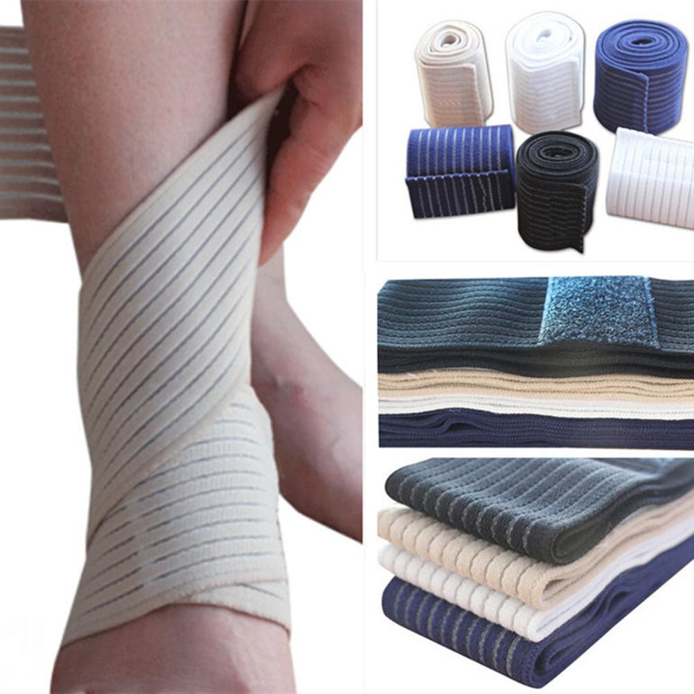 Deker Lutut Perbaikan Cedera Luka Kaki Tetap Ankle Support Splint Aolikes Adjustable Patella Knee Peyangga Strap All Size Tali 3 Brace Foot Sprain Injury Wrap Shopee Indonesia
