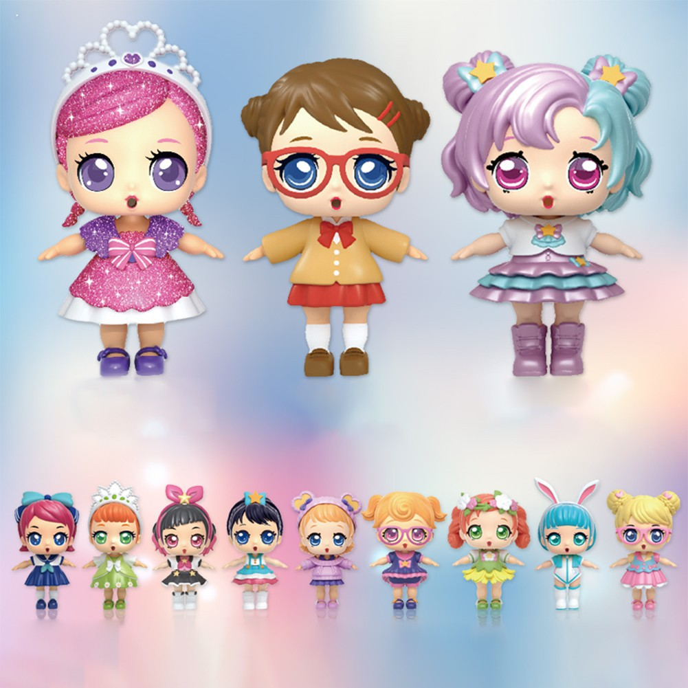 4pcs LOL Surprise Doll LiL Sister Baby Doll Christmas Gift Toy Send At Random