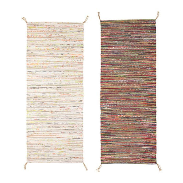 IKEA TANUM Karpet Anyaman Datar 70x180