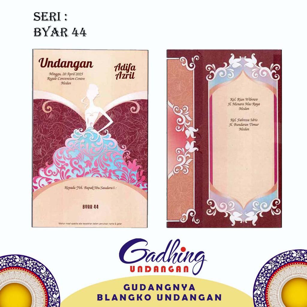 Undangan Nikah Temukan Harga Dan Penawaran Surat Menyurat Online Kartu Kode Blangko 88186 Terbaik Buku Alat Tulis November 2018 Shopee Indonesia