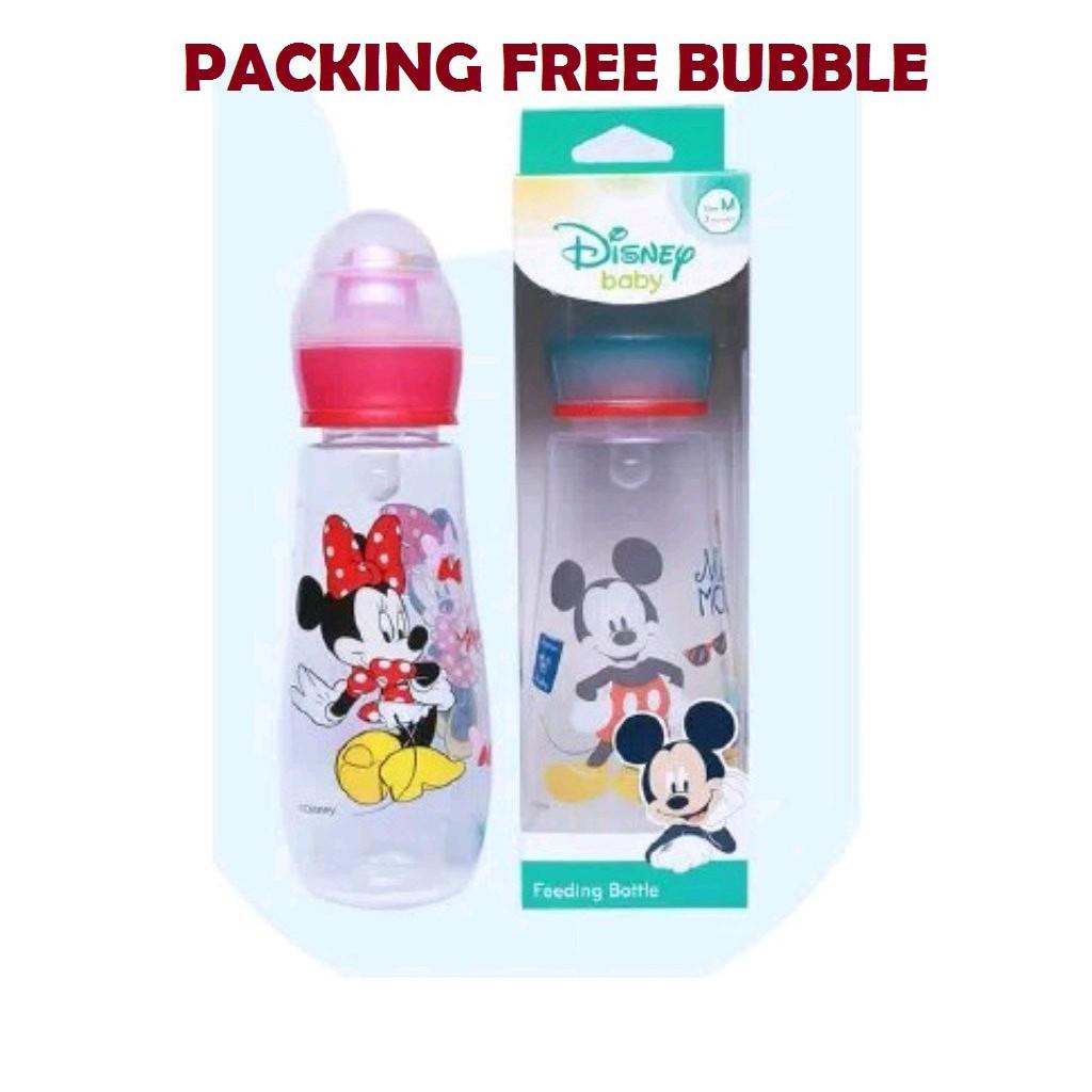 Dodo - Disney Feeding Bottle 10OZ/300ML botol susu disney mickey minnie + FREE BUBBLE