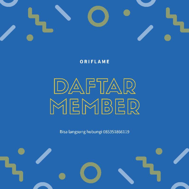 Daftar Member Oriflame Shopee Indonesia