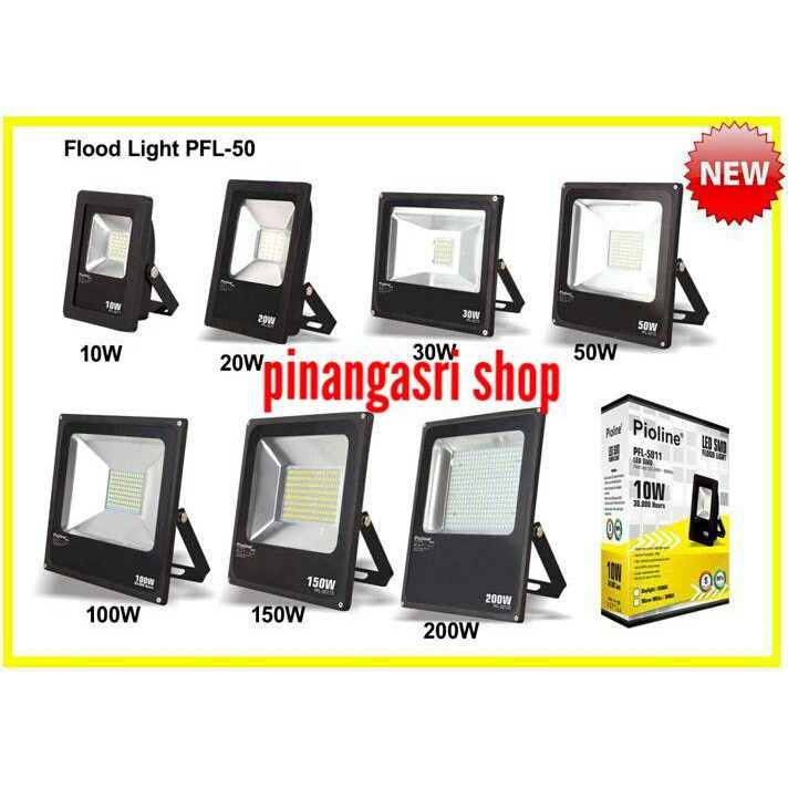Lampu Led Sorot 10 Watt Tembak Led Taman Led Flood Light Putih Kuning 10w Indoor Outdoor Shopee Indonesia